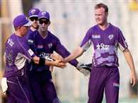 Hobart Hurricanes in semifinals of CLT20