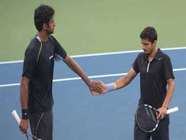 Tennis gold continue to elude India, Saketh, Sanam get silver