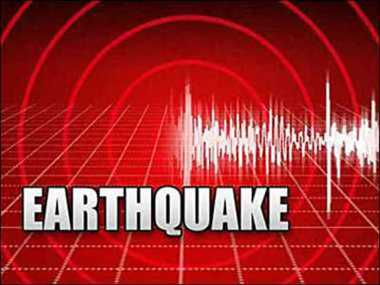 Earthquake in Pithogarh