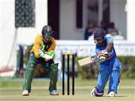 India A beat South Africa by 8 wickets