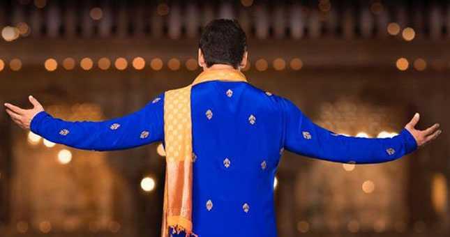 First look: Salman Khan unveils 'Prem Ratan Dhan Payo' teaser poster