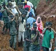 100 killed in landslide in Sri Lanka, military deployed to rescue landslides victims