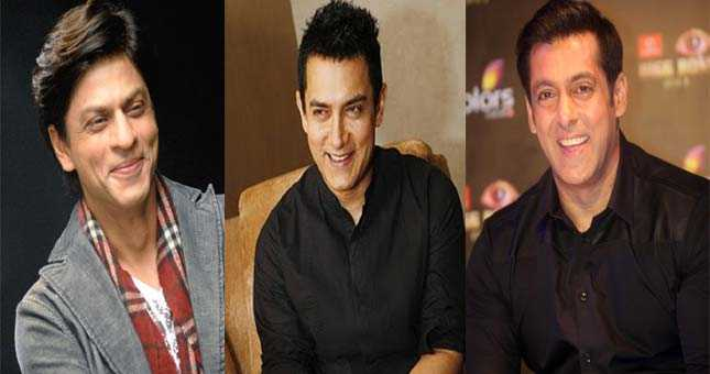 Three Khans will be seen together on screen soon