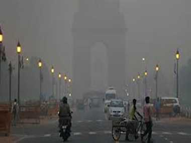 Delhi hottest 28 november in last five years