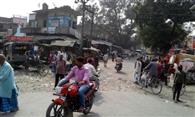 Trwara market encroachment Hunt