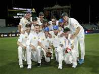 Australia defeat New Zealand to win first day night test match