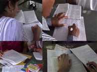 Bihar exam is famous in the whole world, Now again a video surfaced bumper copy