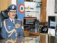 China canot be treated as enemy : Airchief Marshal