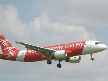 search operation again start today of AirAsia plane