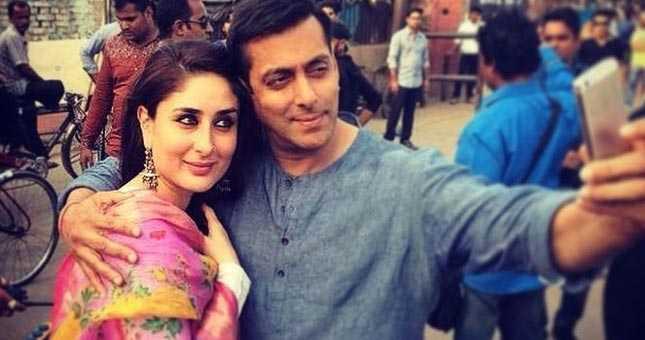 Kareena Kapoor Khan has a cameo in Salman Khan's Bajrangi Bhaijaan?