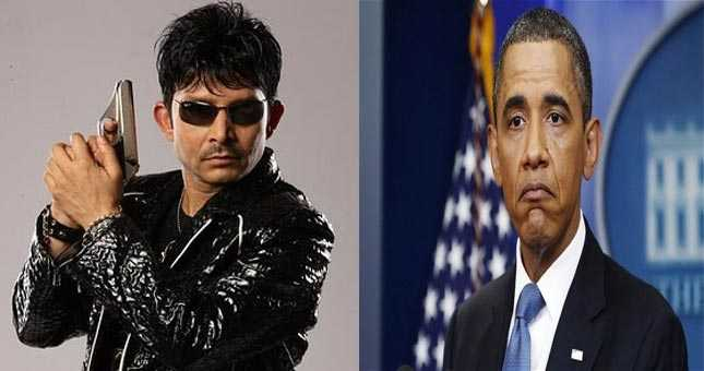 Obama I hate you says KRK