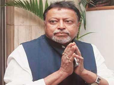 Mukul Roy appeared before CBI