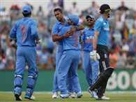 England pile up team India on 200 runs