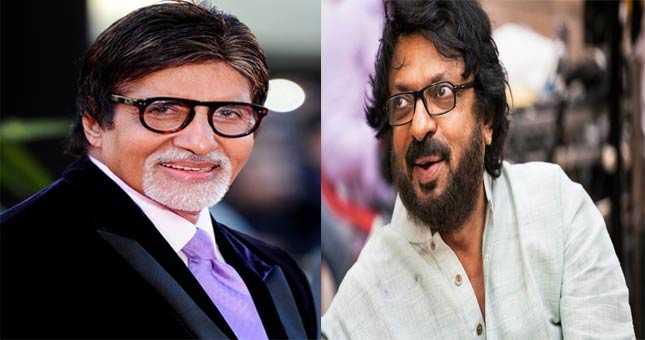 Amitabh Bachchan and Sanjay Leela Bhansali confered Padma Awards