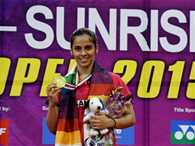 A big burden off my head, says Saina nehwal after winning India Open
