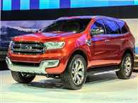 2015 Ford Endeavour being tested in India before launch