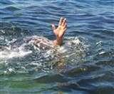शारदा नदी में नहाने के दौरान डूबा किशोर, मौत