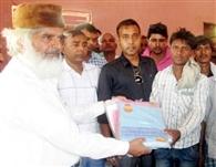 Harinagar burn injuries died Munni