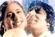 Amitabh Bachchan reminisces time with Smita Patil as Namak Halal turns 34