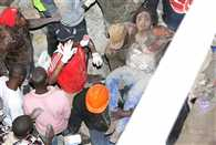 14 killed in Nairobi floods and building collapse
