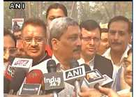 UPA must answer who received kickbacks in Agusta deal says Defence Minister Manohar Parrikar