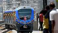 Venkaiah Naidu, Siddaramaiah flag off south India's first underground Metro
