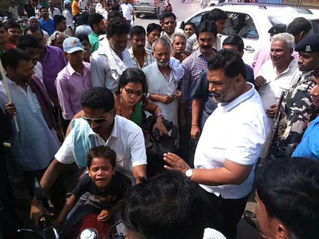 Pappu Yadav's party JAP against rising crime, call saharsa bandh today  '