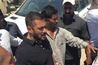 Salman Khan shoot for Sultan in HARYANA
