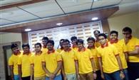 फीटजी के सफल छात्रों को किया गया सम्मानित