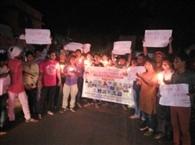 शहीद सीआरपीएफ जवानों को दी गई श्रद्धांजलि
