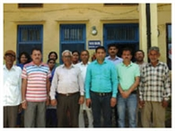 रामपाल चुने स्कूल प्रबंधन कमेटी प्रधान