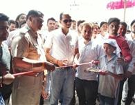 फतेहपुर में एसडीएम ने किया जिम का शुभारंभ