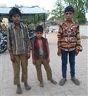 घर से भागे तीन बच्चों को पकड़ा
