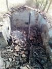 मकान में लगी आग से गृहस्थी हुई राख