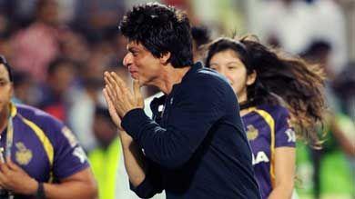 SRK Says Sorry Again