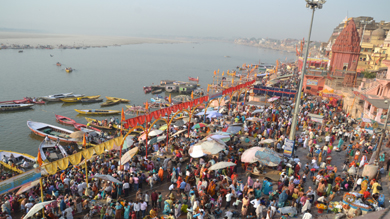 ganga dusshera: manners and discipline was used to taught to children