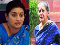 Congress leader ambika soni attacks on smriti irani and narendra modi