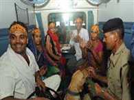 The new train from Kalka to Mata Vaishno Devi form June 2