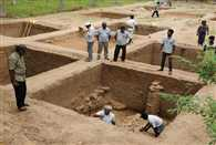 Harappa like site surfaces found in Tamil Nadu's village