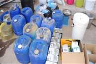 Expose illegal bomb factory in Kolkata one arrested