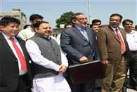 Jammu and Kashmir presented the Budget