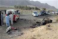 Family of driver killed in US strike on Taliban leader file criminal case