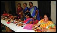 महिलाओं के बीच किचन क्विज प्रतियोगिता