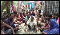 चंदा इकट्ठा कर रामो देवी का दाह संस्कार