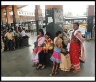 नक्सली बंद झारखंड में, ओडिशा पर असर