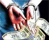 उद्योग विभाग बद्दी के संयुक्त निदेशक रिश्वत लेते गिरफ्तार
