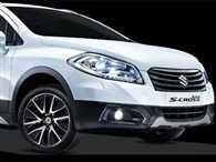 Suzuki S-Cross Receives 5-Star Safety Rating