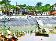 mla of surat started clean tapi river campaign