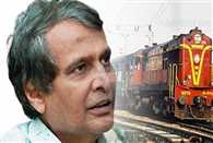 Rail Minister Suresh Prabhu is prying history to inclusion of Rail Budget in the budget