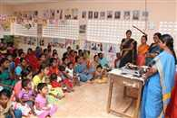 Initiative a monitoring to bring School and Anganwadi in the same mechanism